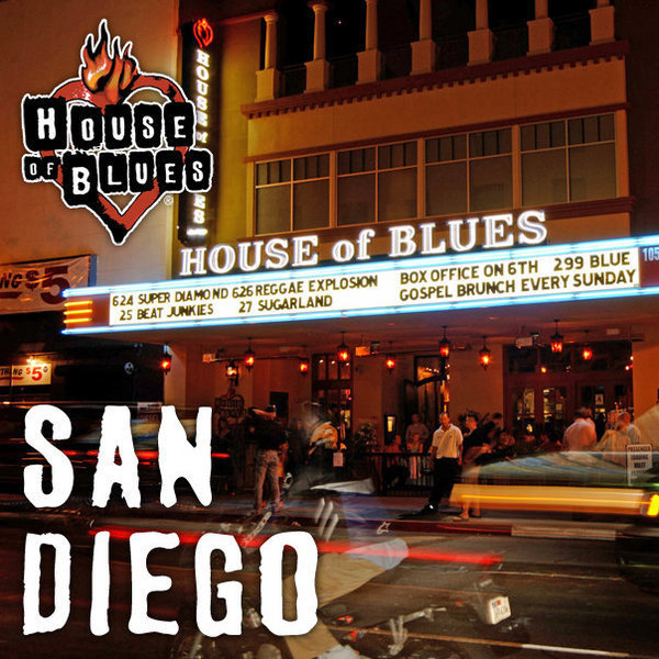 House Of Blues San Diego Address 17