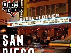 House of Blues San Diego