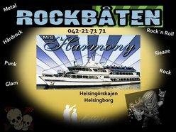 Rockbåten M/S Harmony