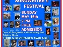 North Texas Songwriters Festival--------May 16th--------2pm----------