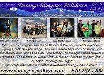 The Durango Bluegrass Meltdown