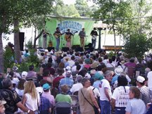 Bluegrass on the River Festival