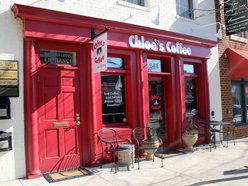 Chloe's Coffee and gallery