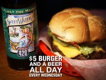 Darwin's Burgers and Blues