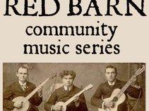 Red Barn Community Music Series