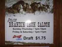 Julie's Branding Iron