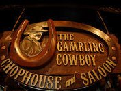 The Gambling Cowboy