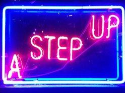 A Step Up Lounge