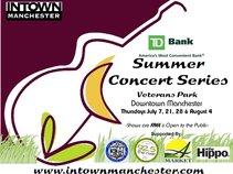 TD Bank Summer Concert Series - Manchester, NH