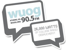 """WUOG 90.5fm """"Live in the Lobby"""""""