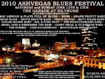 ASHVEGAS BLUES FESTIVAL