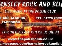 BARNSLEY ROCK AND BLUES (the polish club)