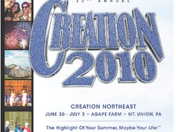 Creation Festival Northeast