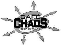 Cafe Chaos Cooperative bar and concert hall