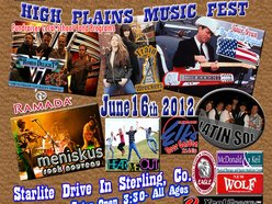 High Plains Music Fest & Poker Run