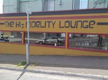 The Hi-Fidelity Lounge