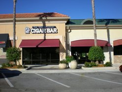 "The ""World Famous"" Cigar Bar at Gulf Coast Town Center"