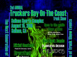 Truckers Day On The Coast