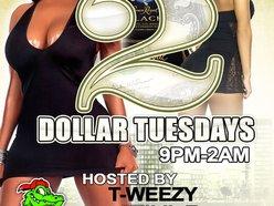 2 dollar Tuesdays at Gators