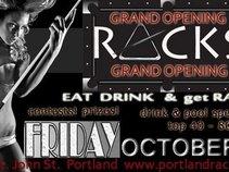 RACKS SPORTS BAR & GRILL (Formally The Station Nightclub)