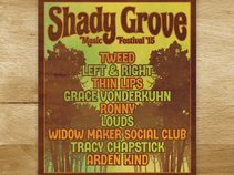 Shady Grove Music Festival