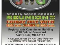 SWG Reunion @ The Regional Arts Commission Building