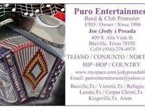 Puro Entertainment / Venue Promoter