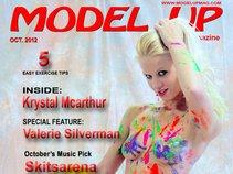MODEL UP Magazine