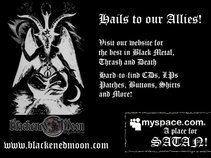 Blackened MOON Concert Hall