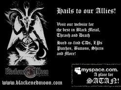 Blackened MOON Concert Hall