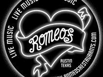 Romeo's Live Music