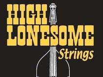 High Lonesome Strings Bluegrass Association
