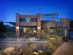 East Olive Way Starbucks