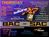 BAC-SAC (a Link Up Entertainment event)