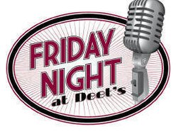 Friday Night at Deet's - Acoustic Cafe