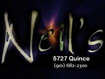 Neil's Music Room
