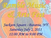 Ramble Music & Arts Fest