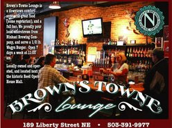 Browns Towne Lounge